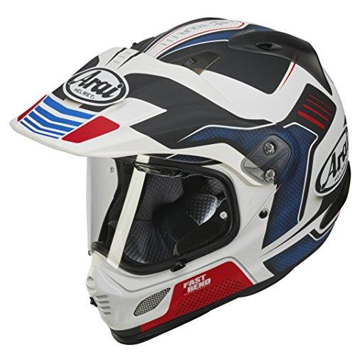 Preisvergleich Produktbild Motorrad Arai Eispickel Tour-X 4 VISION Helm – Rot UK Verkäufer