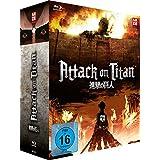 Attack on Titan - Vol.1 + Sammelschuber [Blu-ray]