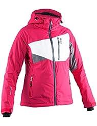 8848Altitude Kajsa Softshell Jacket Women–Cerise, 42