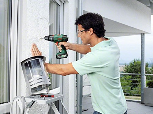 Bosch DIY Akku-Schlagbohrmaschine PSB 14,4 LI-2, Ladegerät, Akku, Doppelschrauberbit, Koffer (14,4V, 2,5 Ah, Schrauben-Ø bis 8 mm, BohrØ 30 mm in Holz, 13 mm in Stahl, 14 mm in Mauerwerk) - 4