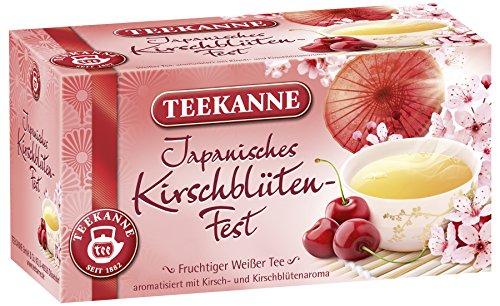 Preisvergleich Produktbild Teekanne Japanisches Kirschblüten-Fest, 6er Pack (6 x 30 g)