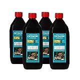 Unbekannt 4 Liter Söchting Oxydator Lösung 12%, 4 x 1 Liter-Set