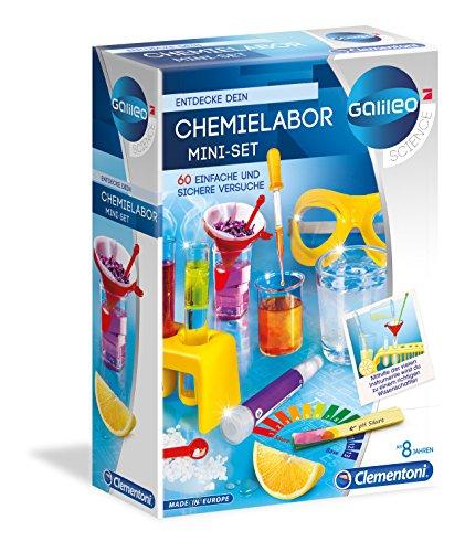 (Clementoni - 59072 - Galileo - Mini Chemielabor)