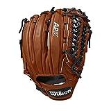 Wilson - Gant de Baseball Wilson A2K Copper 2018 Main-Pied - Droitier, Taille Gant - 11.75