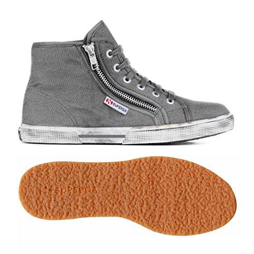 Sneakers - 2224-cotdu GRAY DK SAGE