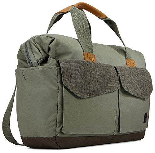 Case Logic LoDo Travel Bag Reisetasche für Notebooks bis 39,6 cm (15,6 Zoll) Petrol Green -