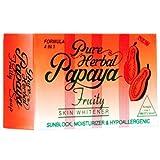 Pure Herbal Papaya Fruity Soap 4 In 1 Sk...