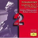 """Tchaikovsky: Symphonies 4, 5 & 6 """"Pathétique"""""""