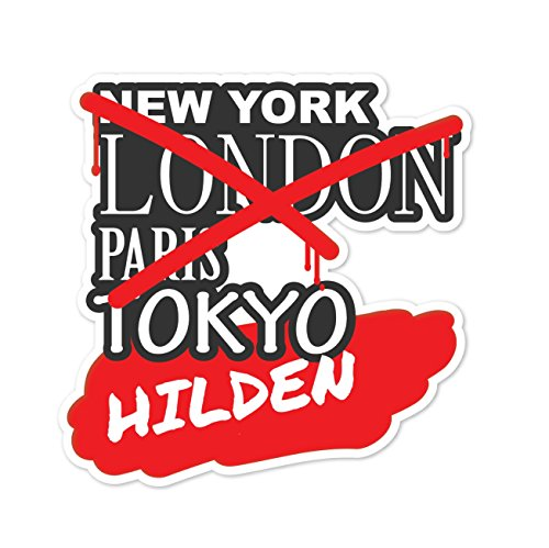 JOllify Aufkleber - HILDEN - Farbe: Design: Graffiti Streetart New York