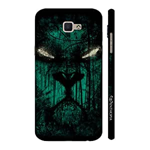 Enthopia Designer Hardshell Case Scary eyes Back Cover for Samsung Galaxy On5