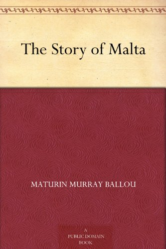the-story-of-malta-english-edition