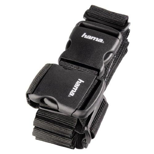 Hama - Correa de seguridad para equipaje (2 unidades, 5 x 200...