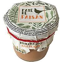 Paté de Faisán AtracoM Tarro de Vidrio [Pack 2 x 100 g]