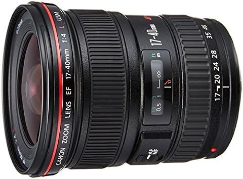 Canon EF 17-40mm/1:4,0 L USM Objektiv (77 mm Filtergewinde)