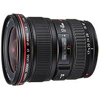 Canon EF 17-40 mm f/4.0 L USM Ultra-Wide Angle Canon EF Zoom Lens - Black