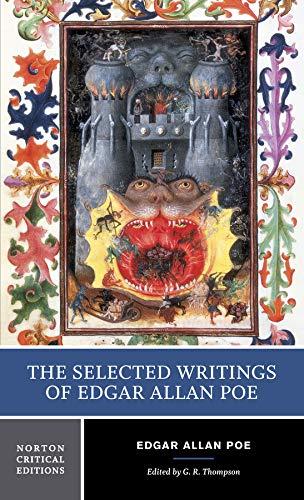 The Selected Writings of Edgar Allan Poe (Norton Critical Editions) por Edgar Allan Poe