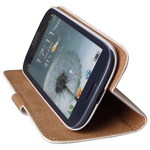 xhorizon® Premium Leder Tasche Flip 3D Blinkend Strass Diamant Kristall Stand Brieftasche Case Hülle für iPhone 4/4s/5/5s/6/6+ Plus Samsung GALAXY S3/S4/S5/Note2/Note3/S3 Mini/S4 Mini Engel Blume