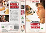 Honey, I Shrunk the Kids [Reino Unido] [VHS]