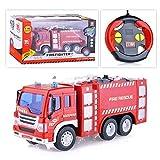 Spiel AG Feuerwehrauto R/C ferngesteuert Fire Truck 1:16 mit Licht