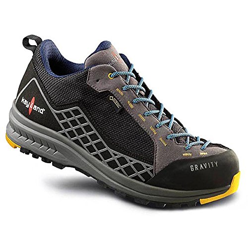 KAYLAND SCHUHE OUTDOOR MULTISPOR GRAVITY GTX BLACK BLUE 018017145 Schwarz