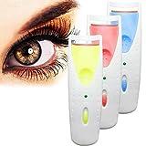 Vovotrade touchbeauty verwarmde wimpernzange elektrisch sofortig verhit Duurzaam coaten ogen cosmetica Elektrisches lang anhaltendes erhitztes Wimper Augen Lockenwickler (Zufällig)