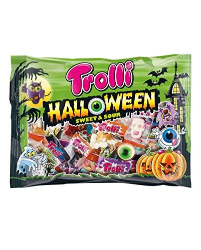 Halloween Sweet & Sauer Trick or Treat Süßigkeiten Mix (Halloween Bräuche)