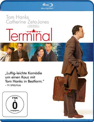 Terminal [Blu-ray] Deutsch Terminal