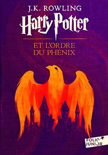 Harry Potter V Harry Potter Et L Ordre Du Phenix