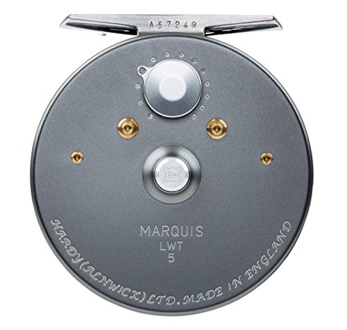 Hardy Marquis LWT lachs 3 Fliegenrolle