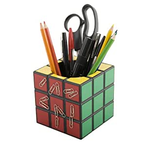 Pot à Crayons Rubik's cube