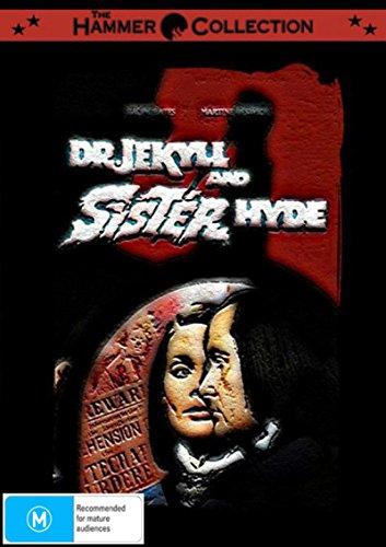 Dr Jekyll and Sister Hyde | Ralph Bates, Martine Beswick| NON-USA Format | Region B Import - Australia