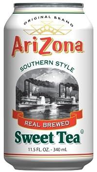 Arizona Sweet Tea, 11.5-Ounce (Pack of 12)