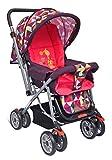 #2: Little Pumpkin - Kiddie Kingdom Baby Stroller - Pram (Pink)