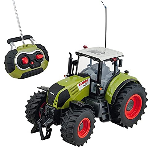 Ferngesteuerter Traktor, Claas Axion 850, Licht, Maßstab 1:16, 43c   RC Ferngesteuert Fahrzeug Spieltrecker Trecker Schlepper