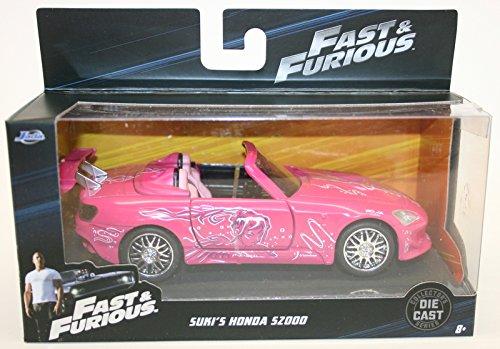Jada 1:32 2 Fast & Furious Suki Honda S2000 - JA97610