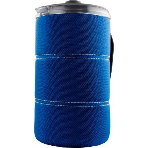 GSI Outdoors Reise Kaffeepresse, blau, 79432