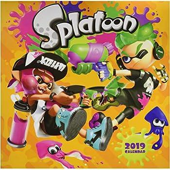 Splatoon 2019 Calendar