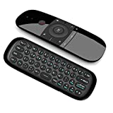 Air Mouse Remote Control with Wireless Mini Keyboard 2.4GHz Gyro Ir Learing Motion