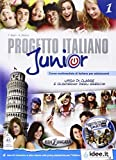 Progetto Italiano Junior: Libro + Quaderno + CD Audio (Livello A1) (Italian Edition) by Marin Telis Albano A (2009-07-13)