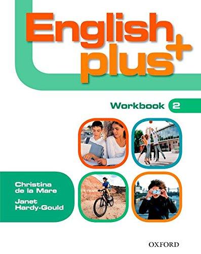 English Plus 2: Workbook (Spanish) - 9780194848169