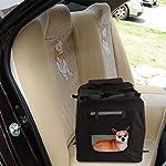mc star lightweight fabric pet carrier with fleece mat and food bag,medium, 60 x 42 x 42cm, black MC Star Lightweight Fabric Pet Carrier with Fleece Mat and Food Bag,Medium, 60 X 42 X 42cm, Black 51 RCPLcDyL
