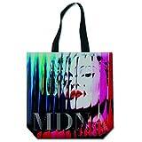 Madonna - Pop Ikone Damen Shopper Tasche MDNA - 40 x 39 cm