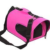 Alger Animal doméstico llevar portátil bolso gato bolso mano bolsa mochila de mochilero, 43*29*29