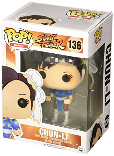 POP! Vinilo - Games: Street Fighter: Chun-Li 1