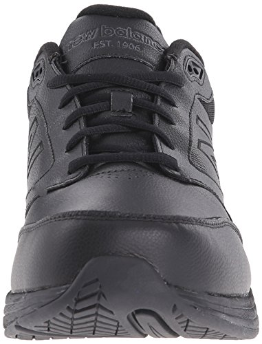 New Balance Men's MW928V2 Walking Shoe, Black, 10 2E US Black