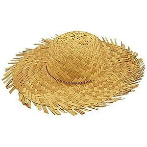Islander-Fashions-Womens-Straw-Beachcomber-Sombrero-de-lujo-hawaiano-Ladies-Bonnet-Tropical-Summer-Party-Hat-Un-tamao