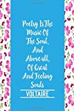 Poetry is the music of the soul, and - Best Reviews Guide