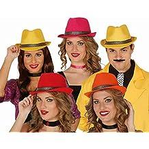 8c8f1c560c77a Sombrero de Gangster colores surtidos