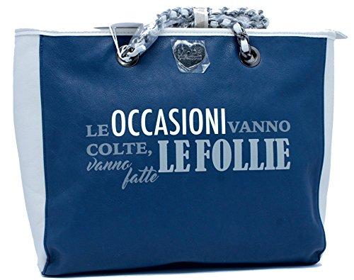 Shopper Everyday Blue MiniPà Pandorine