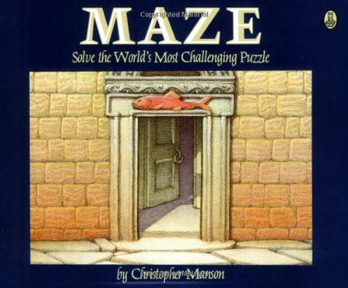 Maze: A Riddle in Words and Pictures: Solve the World's Most Challenging Puzzle por Christopher Manson